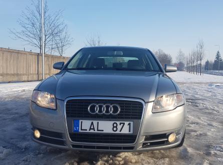 Audi A4 2005 m., Hečbekas