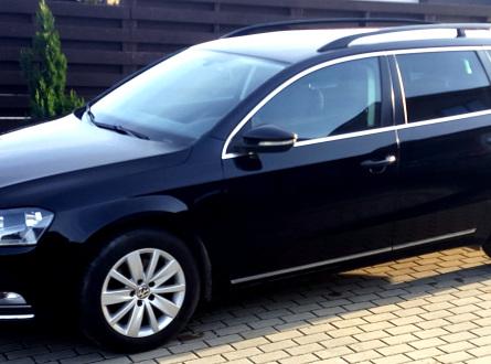 Volkswagen Passat 2013 m., Universalas