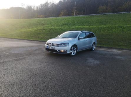 Volkswagen Passat 2014 m., Universalas