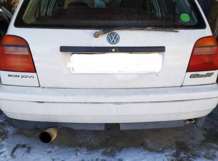 Volkswagen Golf 1997 m., Hečbekas