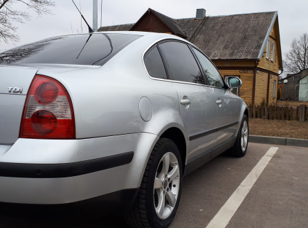 Volkswagen Passat 2005 m., Sedanas