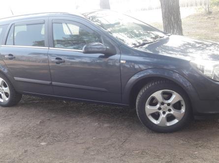 Opel Astra 2006 m., Universalas