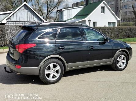 Hyundai ix55 2011 m., Visureigis