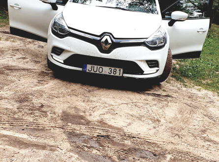 Renault Clio 2017 m., Hečbekas